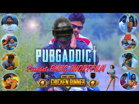 PUBG Addicts Telugu Comedy Shortfilm || English Subtitles