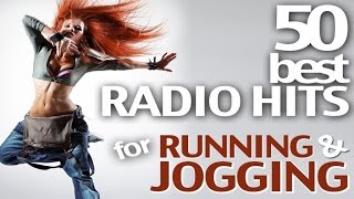 50 Best Radio Hits for Running and Jogging - Fitness & Music