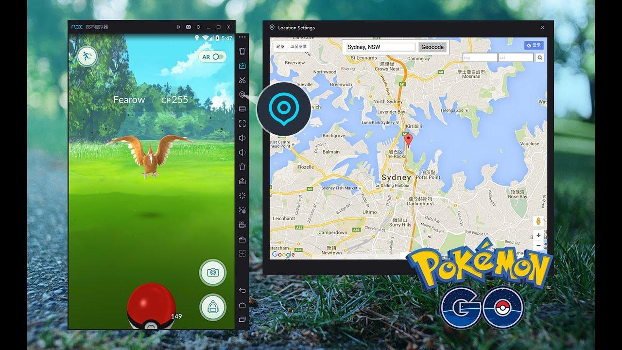 Solucionar Pantalla Negra en NoxPlayer - Juego de prueba Pokémon Go +  Soporte Remoto por AnyDesk
