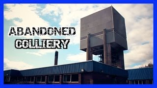 Inside ABANDONED Coal Mine Colliery Castlebridge - Abandoned Scotland