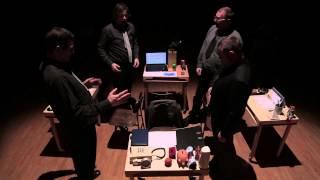 SLOVENSKI TOLKALNI PROJEKT - Gledališki koncert PISARNA (promo)