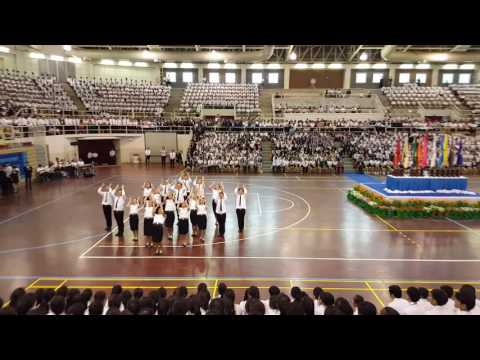 Cheerleader of Health Science – Fight For Flag MFU 2016