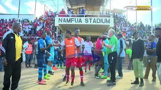 MABINGWA..!! Singida United walivyotoa 'Gwaride la Heshima' kwa Simba (Mabingwa wapya wa VPL)