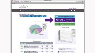 HealthEquity Investment overview