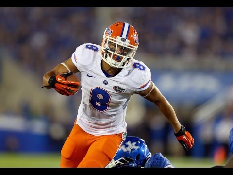Trey Burton: Florida Gator - Career Highlights [HD]