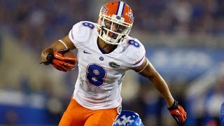 Trey Burton: Florida Gator - Career Highlights [HD]
