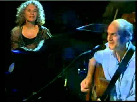 Resultado de imagen de Carole King and James Taylor Live at the Troubadour.flv