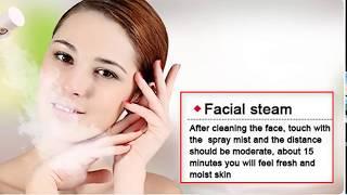 HOME USE 2 in 1 Hot Mist Facial Sprayer - #KingdomCares on #AliExpress