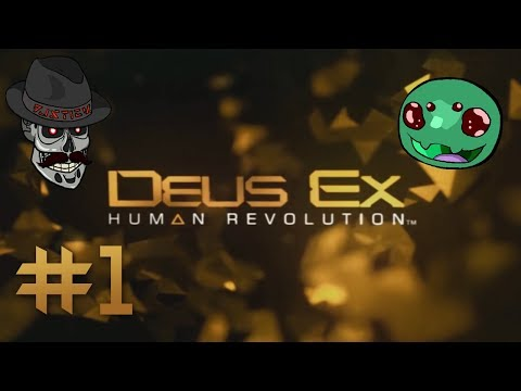 GalaxyGrubs play Deus Ex: Human Revolution