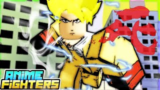 I Crafted another Shiny Special Fighter...?!? This is Change my Fighter massively! in Anime Fighters