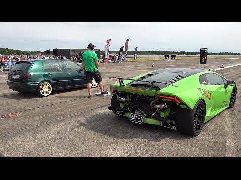 Böse Gölfe vs. Porsche 911 Turbo S I GRIP