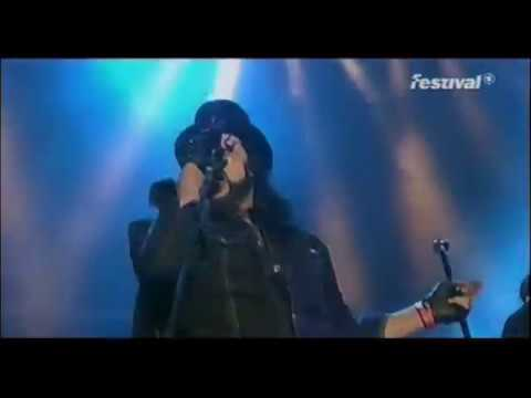 Turbonegro  Rock am Ring 05.06.2004 TV
