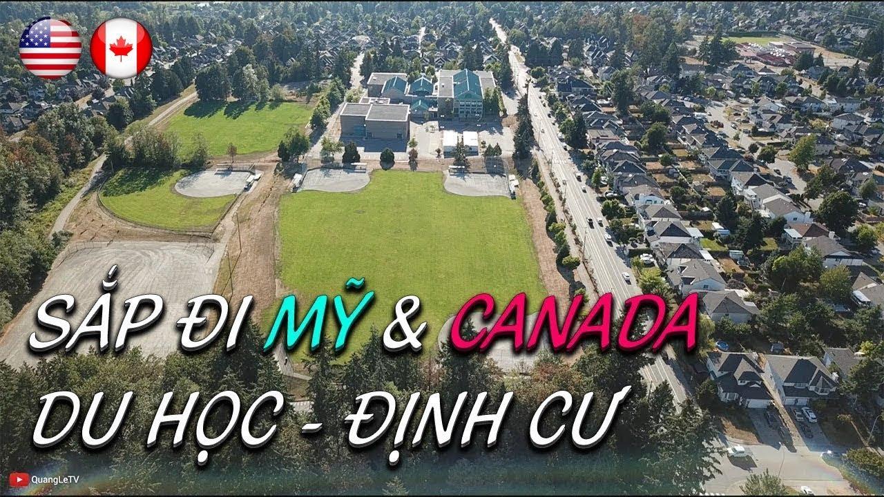 Sắp qua Mỹ Canada: Nên lấy bằng lái xe oto ở VN? Bằng lái Mỹ dễ lấy hơn Canada? | Quang Lê TV #94