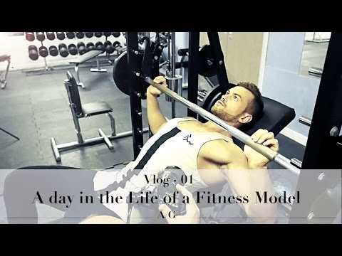 A Day in the Life of a Fitness Model | Ali.Gordon