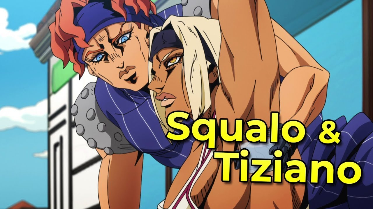 tiziano and squalo