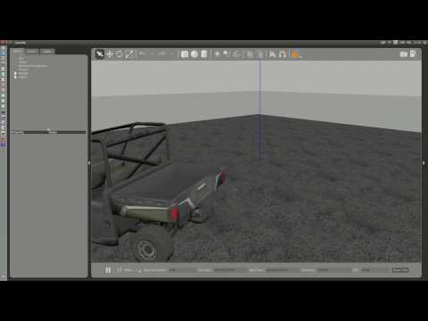Rover Simulation for SITL and Gazebo by kaiyu ryozin on YouTube
