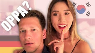 SPEAKING ONLY KOREAN to my bf for 24 HOURS! | YB Chang