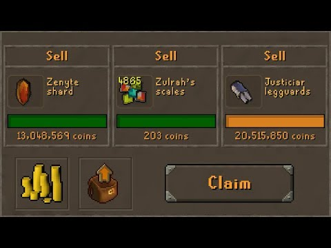 How much money can I make in a day on RuneScape?