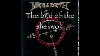 She Wolf - Megadeth - Karaoke - Lyrics