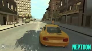 GTA 4 приколы (очень ржачно!)