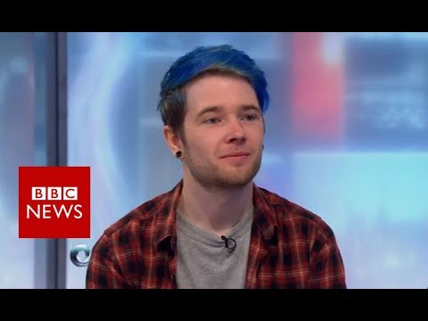 DanTDM: World's Richest YouTuber - BBC News