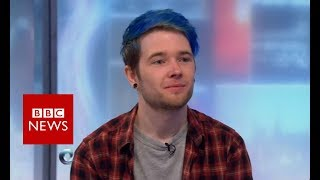 DanTDM has been named the highest-earning YouTuber of 2017 - making...