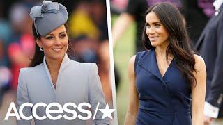 Meghan Markle & Kate Middleton's Australian Royal Tour Looks, Compared!