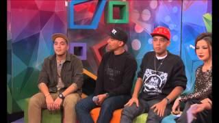 MeleTOP - Temu Bual Bersama Joe Flizzow, Altimet & Sonaone [24.12.2013]