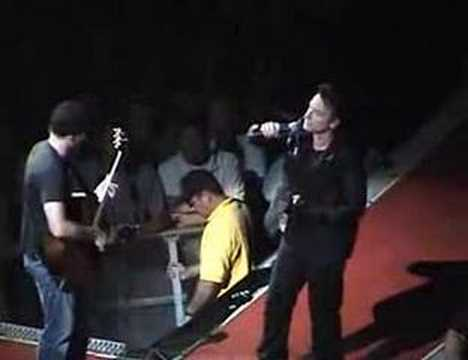 U2 - Please acoustic (live from Elevation Miami)
