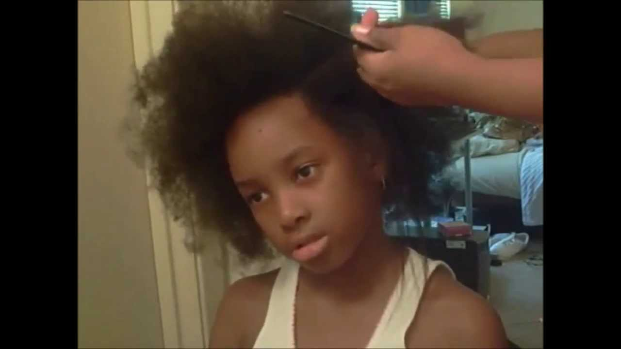 Instyler Review On Natural Hair