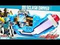 DX REVIEW - DX SCLASH DRIVER / スクラッシュドライバー [Kamen Rider Build] - [BAHASA INDONESIA]
