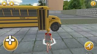 School Girl Simulator: High School Games Gameplay