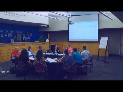Glendale Elementary School District Governing Board Meeting