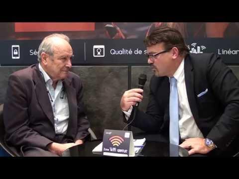 PhilippeVACHEYROUT - Interview salon des Maires 2014