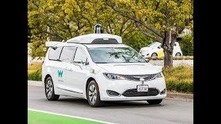 تسعى شركة «وايمو» للحصول على رخصة اختبار سياراتها في ولاية كاليفورنيا thumbnail