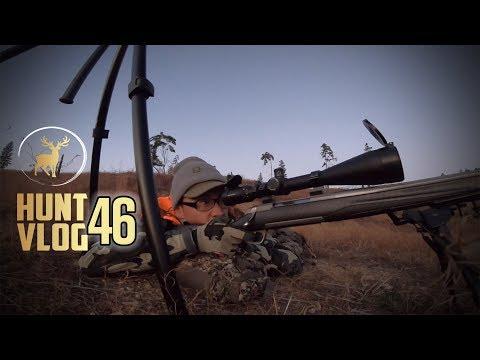 Washington State Whitetail Deer Hunt ‒ LAST Chance (Late Season) | Hunt Vlog #46