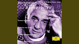 Bernstein: A Quiet Place, Suite - Postlude To Act I