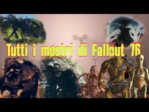 Tutto sui Mostri Di Fallout 76 ITA thumbnail