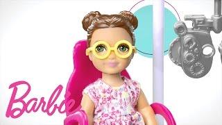 Barbie Eye Doctor Playset | Barbie