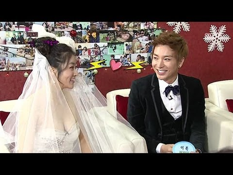 우리 결혼했어요 - We got Married, Year-End Special(1) #01, 20111224