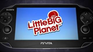 LittleBigPlanet PS Vita Trailer