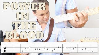 Power In The Blood Country Guitar - Lesson