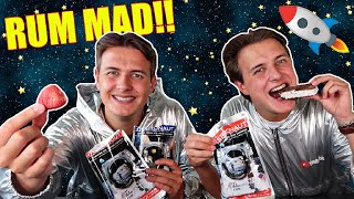 Vi spiser RUM MAD!!