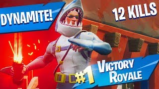 SOLO vs DUO VICTORY on WILD WEST LTM!! - Fortnite Battle Royale