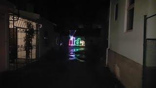 VLT - лазер для рекламы ( всепогодный лазерный проектор для рекламы на зданиях).
