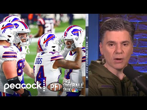 NFL Week 17 Power Rankings: Bills dethrone Chiefs at No. 1   Pro Football Talk   NBC Sports