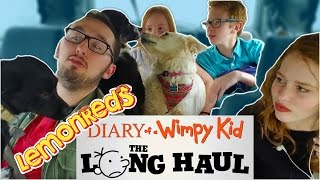 Diary of a wimpy Kid: The Long Haul - LemonReds version   Family Road Trip adventure survival guide
