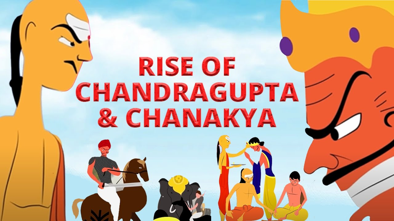 Rise of Chandragupta and Chanakya (History of Ancient India - Mauryan Empire: part 1)