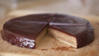 One of ByronTalbott's most viewed videos: Baumkuchen (Tree Cake) | Byron Talbott