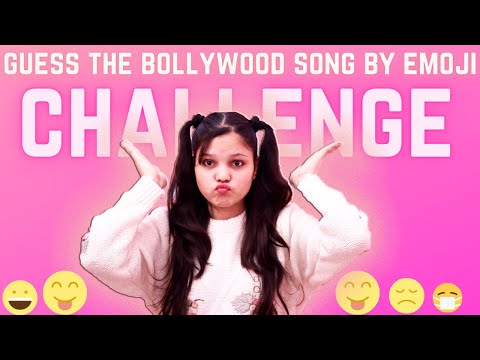 😤🥺toooo-difficult🥺😤-  -guess🤔-the-bollywood💃-songs🎵-by-emoji🌸-challenge-  -aman-the-dreamer